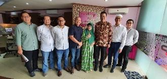 Sapuhi Beri Apresiasi Kunjungan Direksi Garuda Indonesia