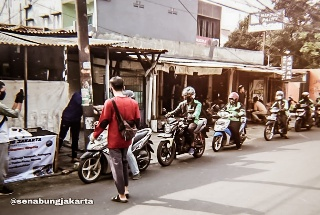 Di Pandemi Covid-19, Komunitas Senabung Jakarta Gencar Tingkatkan Kepedulian Berbagi