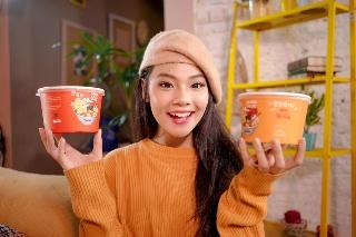 Makaroni Bonju Kenalkan Tofu-Tofu Daebak, Korean Batagor Pertama di Indonesia